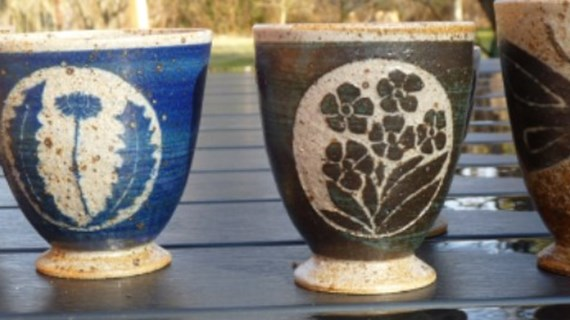 Stentøj og Keramik