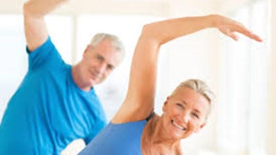 Holdtræning med Fysioterapeut