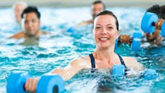 Træning i Varmtvandsbassin