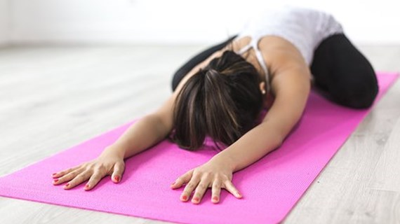 Yoga - begyndere og letøvede søndag